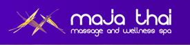 maja thai logo
