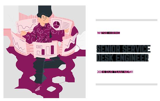 Senior Service Desk Engineer